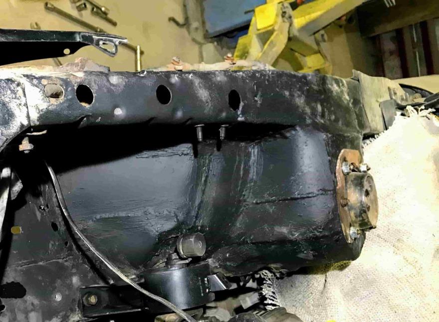 Фото после ремонта кузова